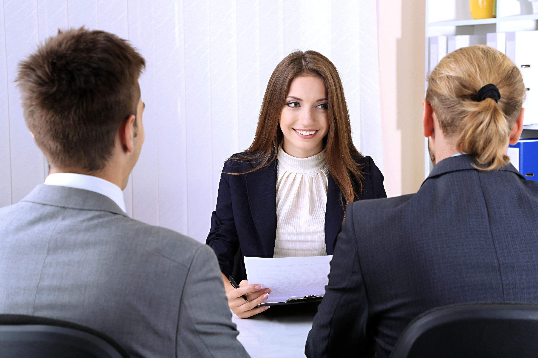 Modelos de entrevista de trabajo