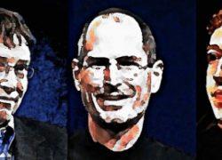 Trucos para triunfar de 5 CEO del sector tecnológico
